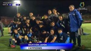 CAMPEÓN COPA ATLÁNTICO 2017. JAPÓN