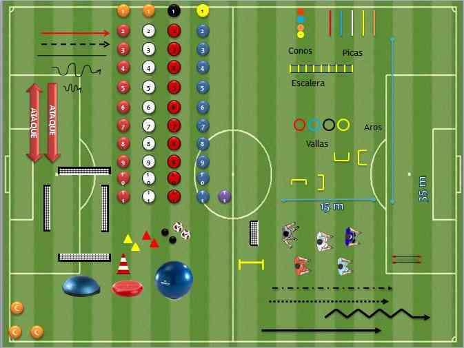 Descargar Plantillas De Futbol Gratis Y Completas