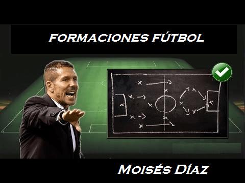 formaciones de futbol 11