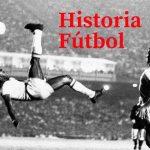 historia de fútbol