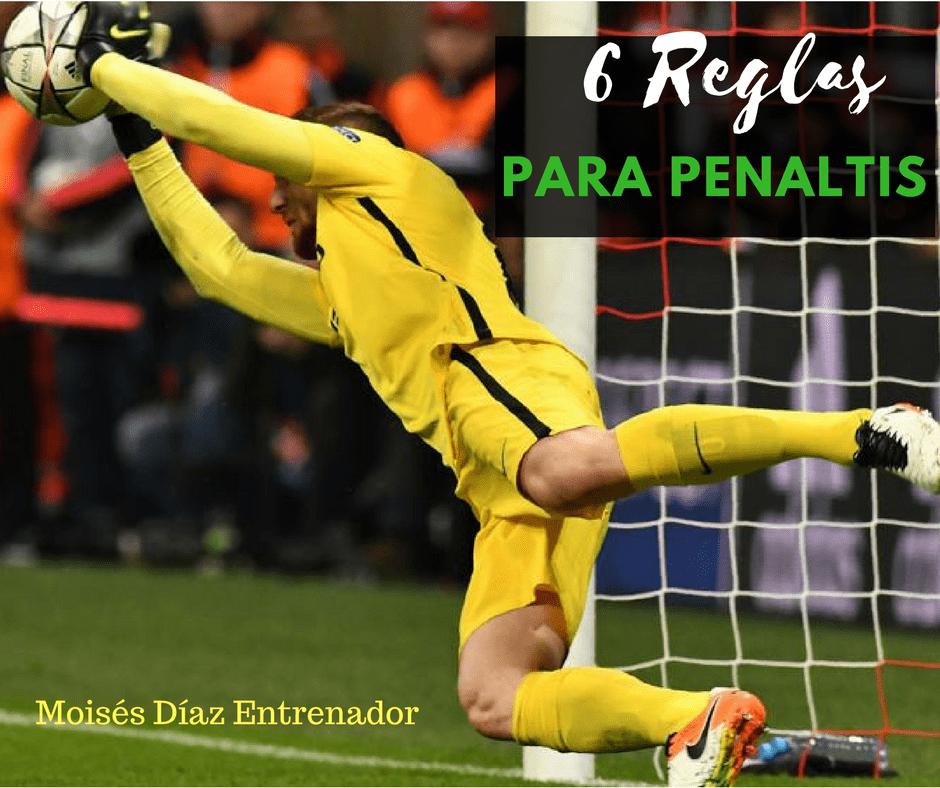 parar penaltis