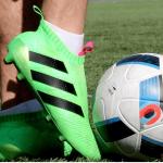 empeine fútbol