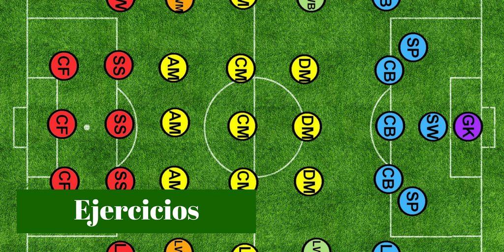 plantillas de fútbol