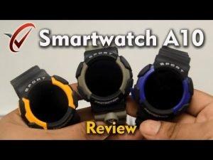 smartwatch a10