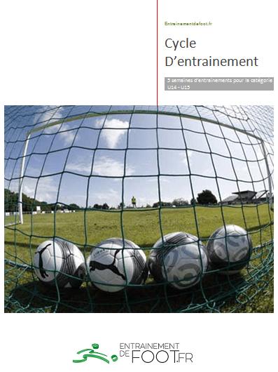 Descubre 10 sesiones completas de entrenamiento de fútbol