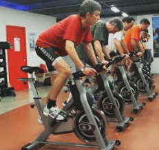 hiit bicicleta para mujeres