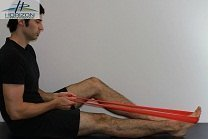 Tratamiento de un esguince de tobillo en el fútbol