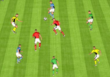 descargar una sesión completa de entrenamiento de fútbol