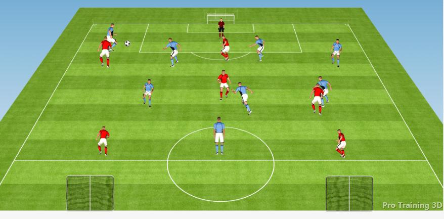 descargar una sesión de entrenamiento de fútbol