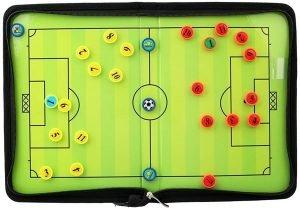 carpeta entrenadores de fútbol