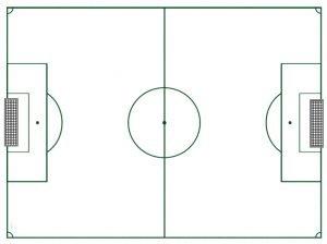 planilla campo de futbol para imprimir