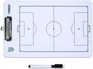 Tabla táctica entrenador de fútbol
