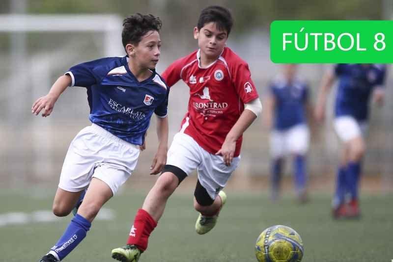 fútbol 8 reglamento
